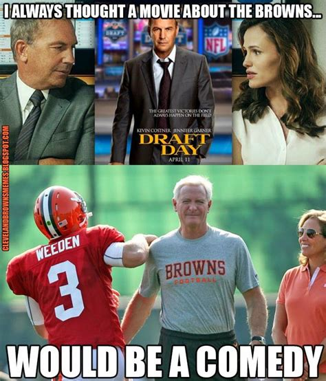 Cleveland Brown Memes - cleveland browns memes draft day poster cleveland browns