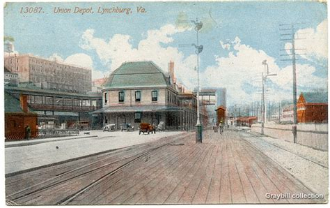 acmegraph co postcards of lynchburg virginia