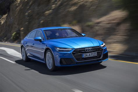 2019 All Audi A7 by 2019 Audi A7 Sportback Us Pricing Details Revealed