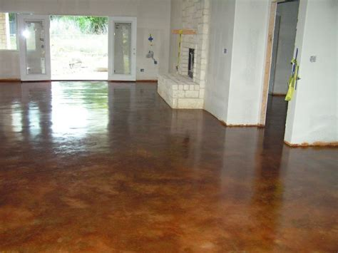17 Best images about Stained Concrete Floors on Pinterest