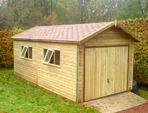 Garage Workshops wooden garages uk timber garages for sale tunstall