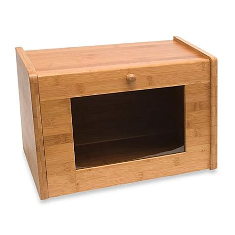 bed bath and beyond bread box bamboo bread box bed bath beyond