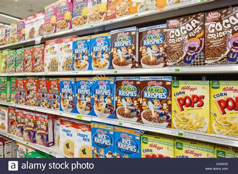 Supermarket Box florida indiantown rines iga market grocery store supermarket food stock photo royalty free