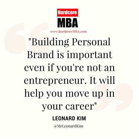 Personal Branding Mba by Chasing Stardom Made Easier By Building Your Personal
