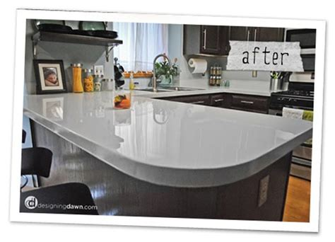 Painting Kitchen Countertops Best 25 Painting Formica Countertops Ideas On Paint Countertops Diy Resin Benchtop