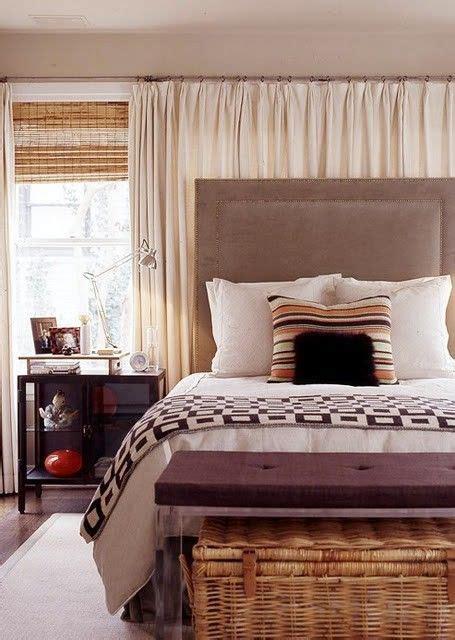 link  great ideas  head  bed wall window treatments