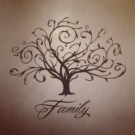 family heirloom tattoo family tree tattoo needs color and some birds tatty