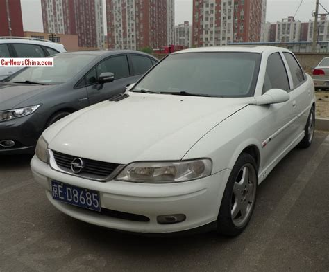 opel china spotted in china opel vectra b sedan carnewschina com