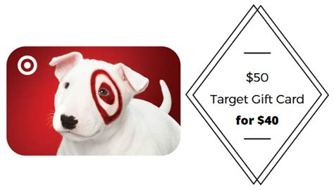 Target 50 Gift Card - 50 target gift card for 40 southern savers