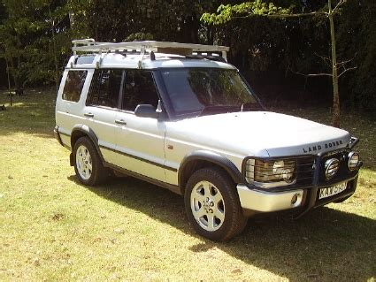 land rover kenya used cars kenya 2003 land rover discovery road