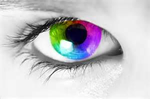 colorful eye what s the meaning your logo color scheme