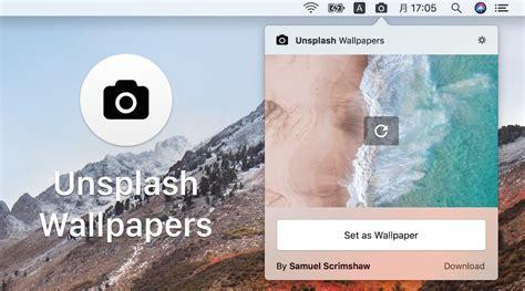 unsplash wallpaper for mac unsplash cc0ライセンスの写真を日替わりでmac androidの壁紙に設定してくれる公式アプリを公開