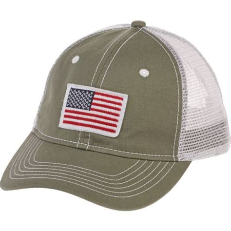Topi Trucker Be Number 1 Navy academy sports outdoors s american flag trucker hat academy