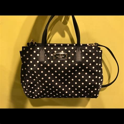 Katespade Bag Polkadot by Kate Spade Bags Polka Dot Purse Poshmark