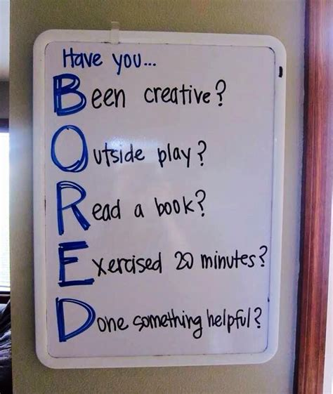 i m bored want to build a house fourstory fact and fiction bored acronym for not being bored older kids family
