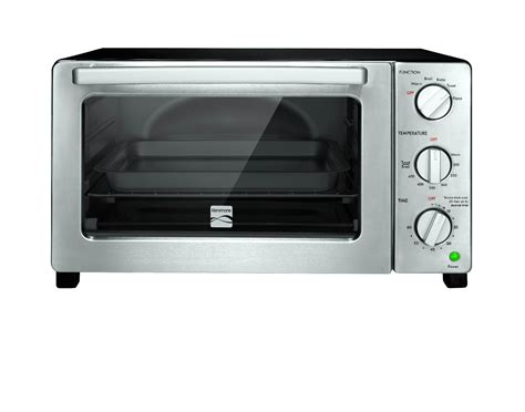 Sears Toaster Ovens Kenmore kenmore 4806 6 slice black convection toaster oven