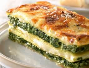 lasagnes ricotta 233 pinards recettes femme actuelle