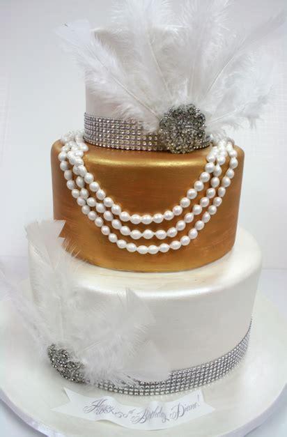 50th Birthday Party Ideas Decorations Birthday Cakes Nj Great Gatsby Custom Cakes
