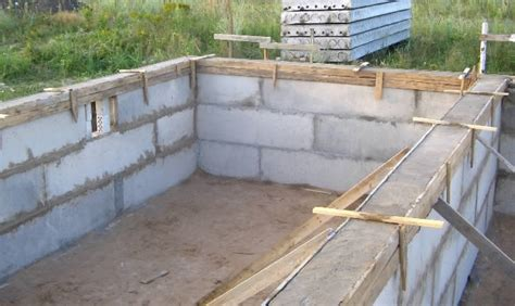 building a cinder block house how to build a cinder block foundation