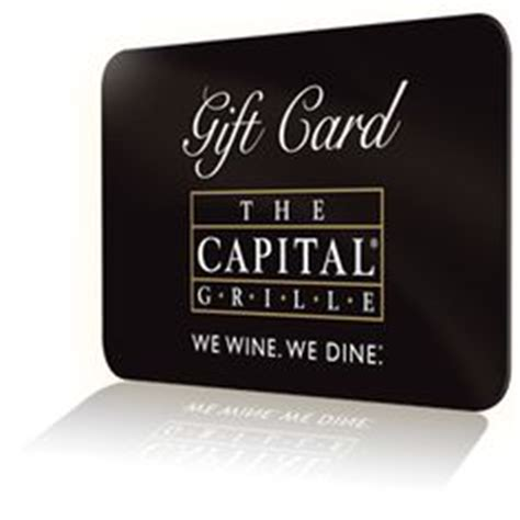 Capital Grill Gift Card - 1000 images about the capital grille on pinterest dry aged steak lobster mac and