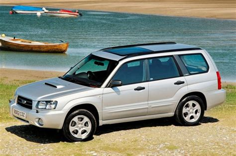 used subaru forester uk review subaru forester 2002 2008 used car