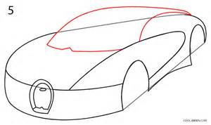 Draw A Bugatti How To Draw A Bugatti Step By Step Pictures Cool2bkids