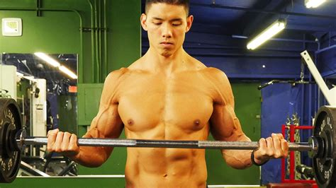 my arm workout mike chang