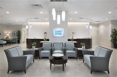 chiropractic lobby design waiting reception