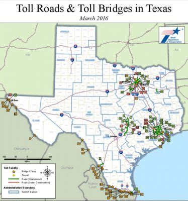 texas toll map texas toll roads remain button topic