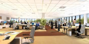 Office Space Opening How Open Plan Office Space Design Affects Employee S