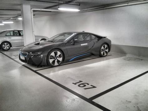 Porsche Museum Stuttgart Parken by Bmw S I8 Features World S Laser Headlights Technology