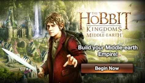 review the hobbit kingdoms of middle earth by kabam the hobbit kingdoms of middle earthiphoneglance
