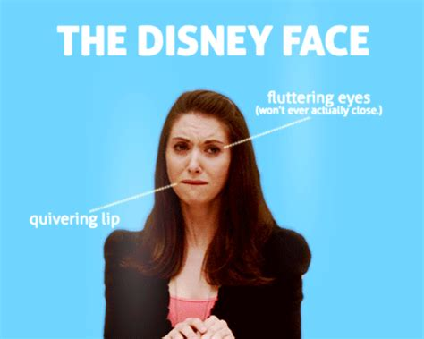 alison brie memes alison brie does the disney face with fluttering eyes