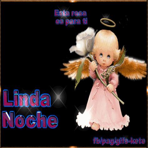 Gifs Kete Linda Noche | esta rosa es para ti linda noche gifskete