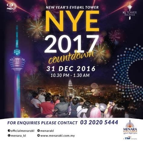 new year kl kl tower new year 2017 kl tower