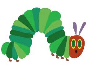 The very hungry caterpillar numbers