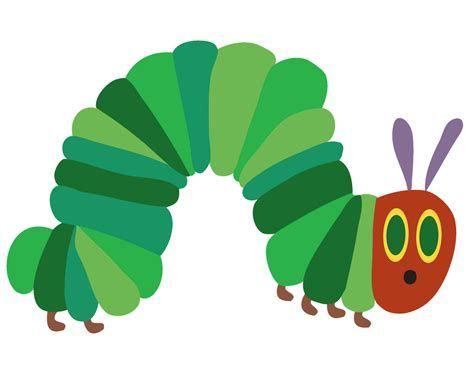 hungry caterpillar felt pieces templates templates how