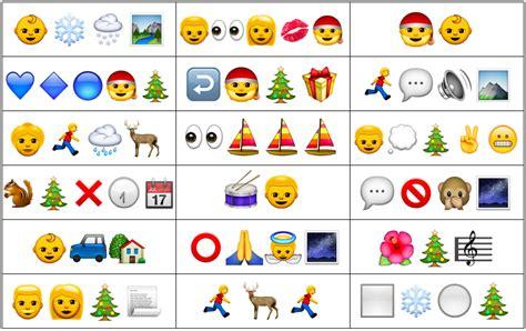 christmas film emoji quiz christmas songs in emojis quiz by emilymarie07