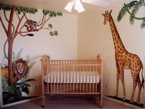 Baby Nursery Decor South Africa Africa Jungle More Than 70 Amazing Ideas For Decorating Room In Jungle