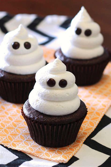 sarah bakes gluten free treats gluten free vegan ghost cupcakes