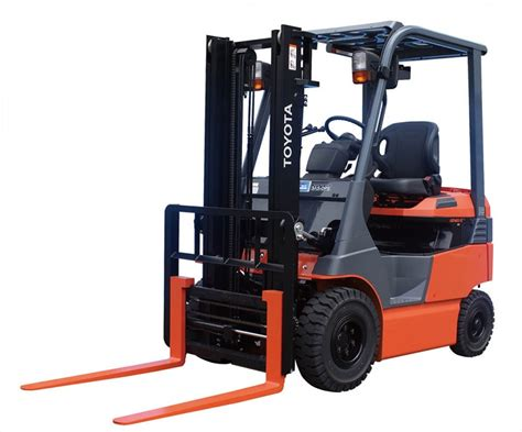 8 series toyota forklifts setting new standards truck