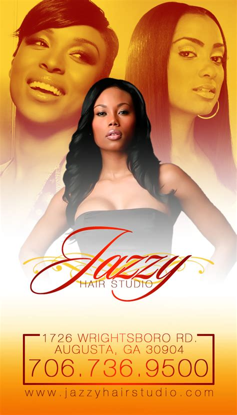 hair stylist business cards in jonesboro ga about jazzy jazzy hair studio salon hair salons in
