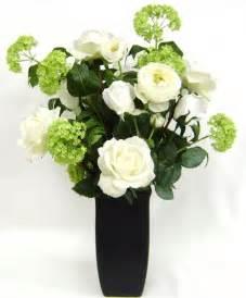 white flower arrangements principles of flower arrangements flowers magazine