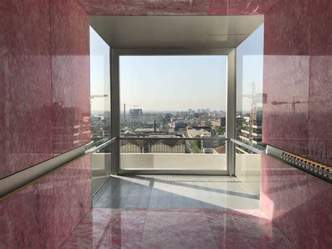 fondazione prada tower milan opened
