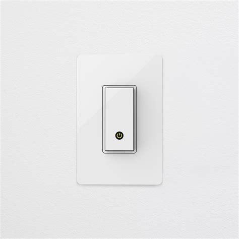 Belkin Light Switch by Belkin Announces Availability Of Wemo Light Switch