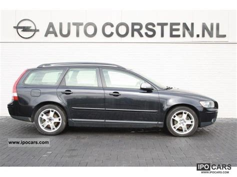 electric power steering 2006 volvo v50 auto manual 2006 volvo v50 2 0d sport edition ecc 17 car photo and specs