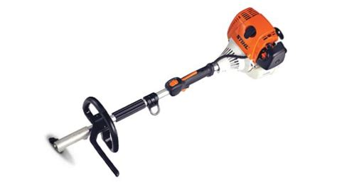 stihl bed edger 100 stihl bed edger stihl fs 55 line trimmer edger