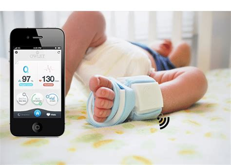 Sids Crib Monitor by Smart Sock Hopes To Prevent Sudden Infant