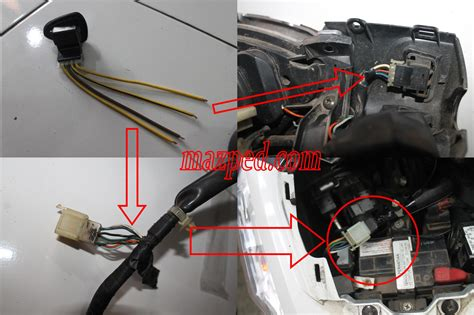 Lu Led Utama Motor wiring diagram motor honda beat wiring diagram