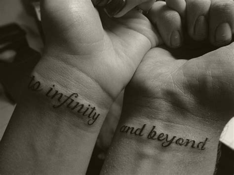 bf and gf tattoos 50 boyfriend and tattoos sheideas